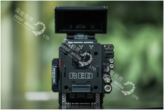 深度视界引进Red新款摄影机Raven(红乌鸦),实物初评发布