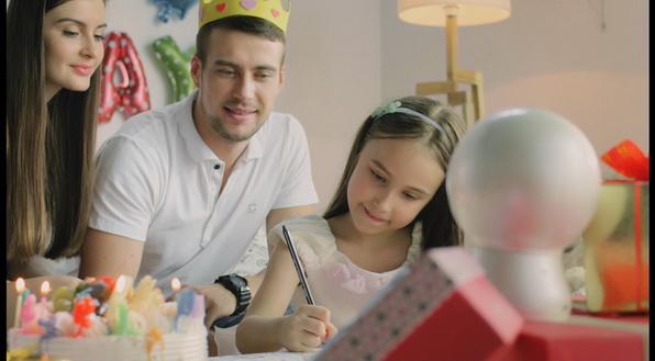 普得小墨机器人-海外众筹视频