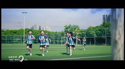 步步高小天才创意广告系列-足球篇(网络版)