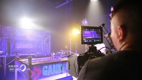 工匠社-格斗机器人Ganker拍摄花絮